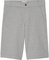 Fendi Logo Cotton Shorts 4-14 Years