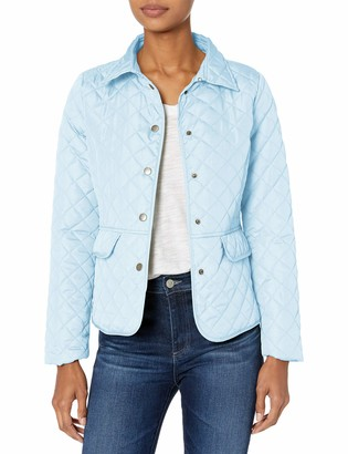 Pink Platinum Women's Diamond Quilted Everyday Jacket