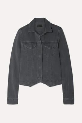 RtA Jack Cotton Jacket - Dark gray