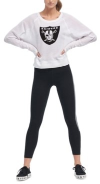 DKNY Women's Oakland Raiders Lauren Pullover