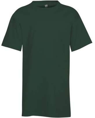 Hanes Boys 4-18 Tagless Short Sleeve T-Shirt
