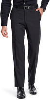 Ted Baker Jarret Charcoal Woven Suit Separates Wool Trouser