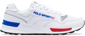 Polo Ralph Lauren Low Top Logo Sneakers