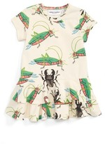 Mini Rodini Infant Girl's Insects Dress