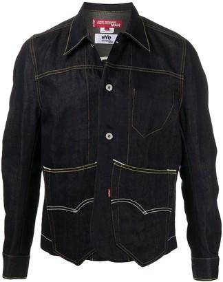 Junya Watanabe Denim Shirt Jacket