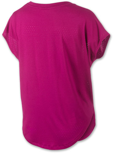 Nike Women's Signal Textured Stripe T-Shirt