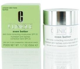 Clinique / Even Better Skin Tone Correcting Moisturizer SPF 20 1.7 oz