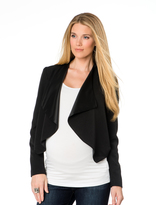 A Pea in the Pod Open Front Maternity Jacket