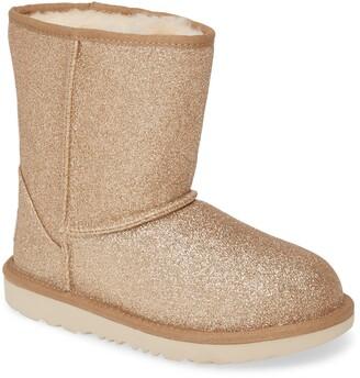 UGG Classic Short II Glitter Boot