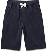Alex Mill - Garment-dyed Loopback Cotton-jersey Shorts