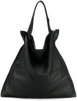 Jil Sander large Xiao tote - women - Leather - One Size