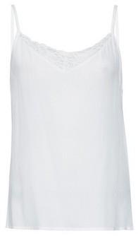 Dorothy Perkins Womens Vero Moda White Lace Singlet, White