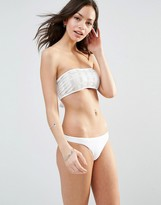 Melissa Odabash Lagoon Bandeau Bikini Set