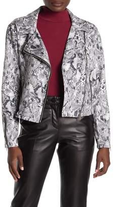 Sanctuary Moto Zip Jacket