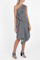 MONSE Pinstriped Dress