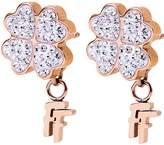 Folli Follie Heart4Heart Earrings