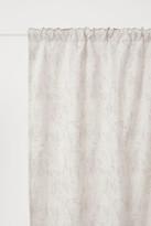 H&M 2-pack Curtain Panels - Beige