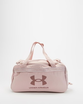 Under Armour Pink Duffle Bags - Loudon Duffle Bag Extra Small - Size One Size at The Iconic