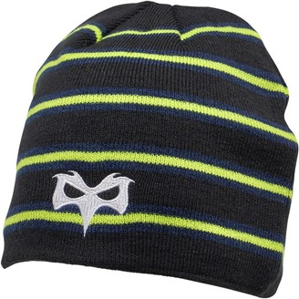 Canterbury of New Zealand Osprey Rugby Acrylic Fleece Beanie Black
