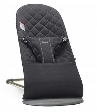BABYBJÖRN Bouncer Bliss Fabric Seat Black