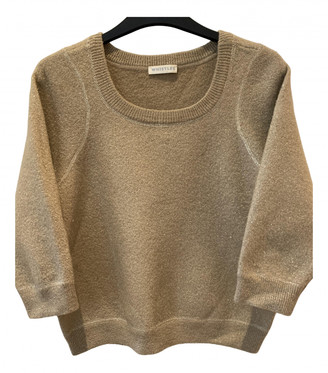 Whistles Camel Wool Knitwear