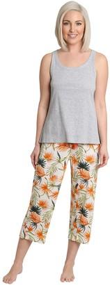 Caribbean Joe Tank and Pants Pajama Set