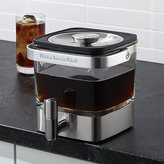 Crate & Barrel KitchenAid Cold Brew Coffee Maker