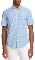 BOSS GREEN C-Bustaino Check Regular Fit Button-Down Shirt