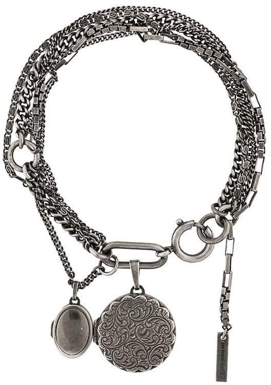 Ann Demeulemeester charm bracelet