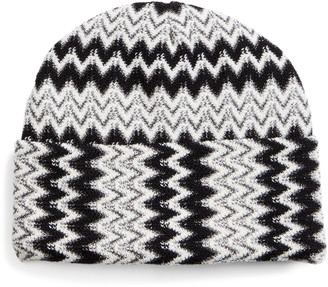 Missoni Sparkle Stripe Beanie