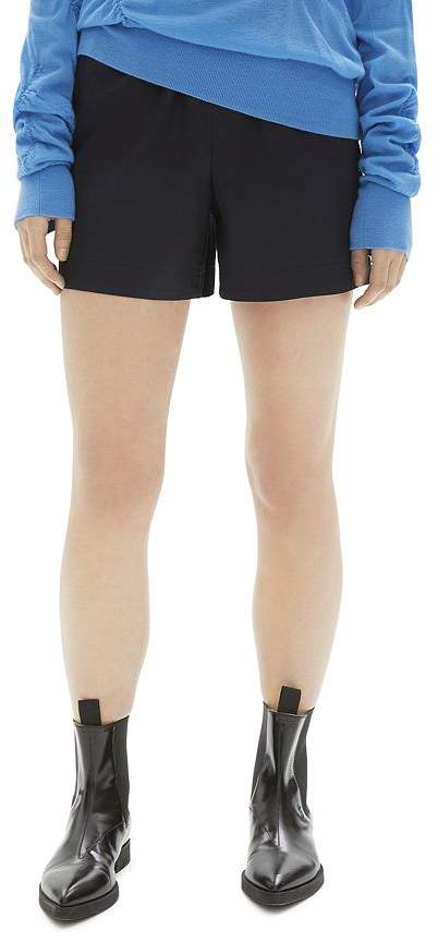 71ae6c4012 Cotton High-waisted Shorts - ShopStyle