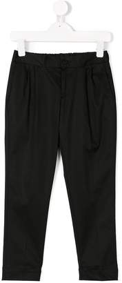 Paolo Pecora Kids tapered trousers