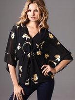 Victoria's Secret Kimono Blouse