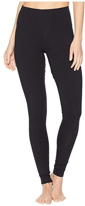 tasc Performance NOLA High-Rise Leggings (Black) Women's Casual Pants