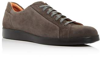 Kenneth Cole Gentle Souls by Men's Ryder Suede Low-Top Sneakers