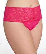 Hanky Panky Signature Lace Retro Thong Plus Size