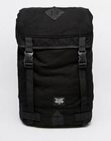 Asos Hiker Backpack In Black