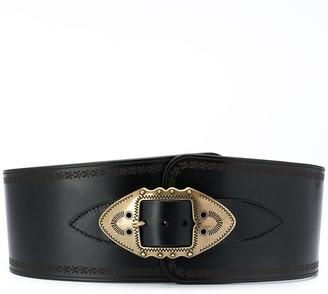 Isabel Marant Wide Leather Belt