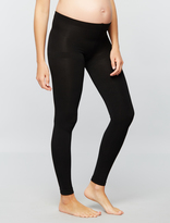 A Pea in the Pod Fleeced Lined Legging Black