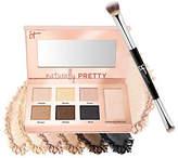 It Cosmetics Naturally Pretty Essentials Palette w/Brush