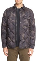 Rag & Bone 'Mallory' Quilted Shirt Jacket