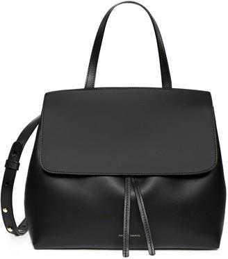 Mansur Gavriel Black Mini Lady Bag - Blu