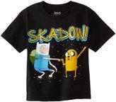 Adventure Time Boys 8-20 Skadow Tee