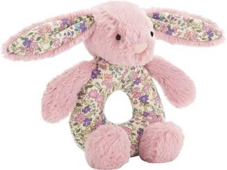 Jellycat Blossom Tulip Bunny Grabber, Pink