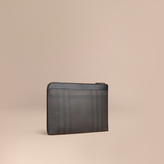 Burberry London Check Document Case