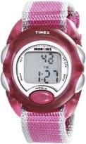 Timex Kids' T7B9809J IronKids Translucent Resin Strap Watch