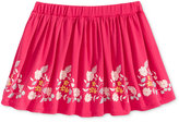 Epic Threads Mix and Match Flower-Print Scooter Skirt, Toddler & Little Girls (2T-6X), Only at Macy's