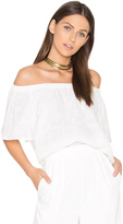 Finders Keepers Better Days Ruffle Top