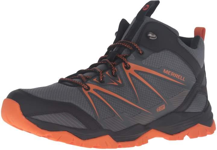 Merrell Men's Capra Rise Mid Waterproof Hiking Boot