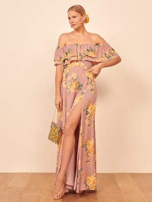 Reformation Abelia Dress